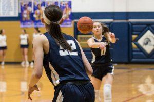 Girls Basketball Strikes Back