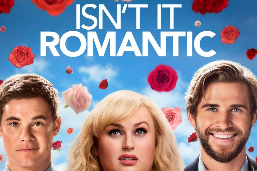 LEADING LADY: Rebel Wilson; known for her roles as side characters in Pitch Perfect, Bridesmaids, and Jojo Rabbit; finally got her role as the non-conventional  pretty woman when she landed the role of Natalie in Isnt It Romantic. Released in 2019, Isnt It Romantic also stars Liam Hemsworth and Adam Devine who both fall for the beautiful working woman.