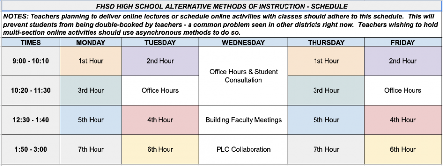 Update%3A+FHSD+releases+schedule+for+e-learning