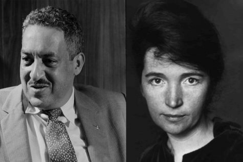 Thurgood Marshall (pictured left) made history as the first African American U.S. Supreme Court Associate Justice. During his time in the court, he played a part in many cases that included topics like civil rights, the death penalty, and other controversial or important issues. Margaret Sanger (pictured right) was a women's reproductive health activist who advocated for the use of contraceptives and family planning to help women control the size of their families. She opened the first birth control clinic in the United States and created the  organization now known as  Planned  Parenthood.