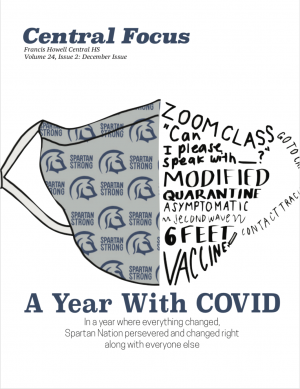 A Year With COVID