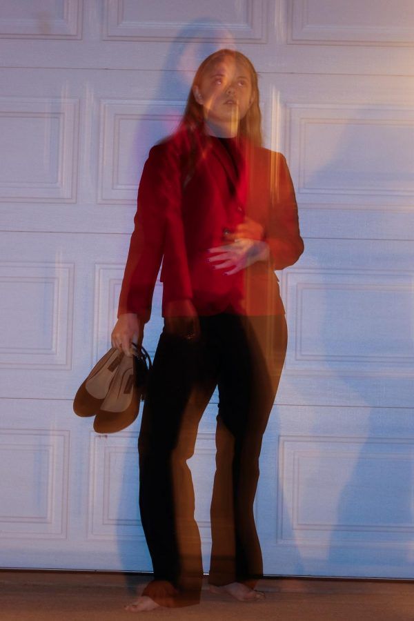 Portrait of Freshman, Emme Bernard, themed Spiffy.