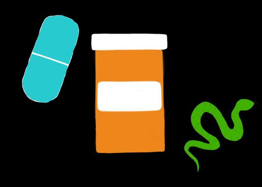 Mental Illness, Meds and Me