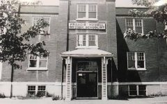 Francis Howell High School opened in 1881 as the Howell Institute in Howell's Prairie, Missouri. The school was renamed in 1915 and remained the only high school in the district until 1986 when Francis Howell North High School was opened.