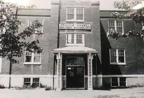 Francis Howell High School opened in 1881 as the Howell Institute in Howell