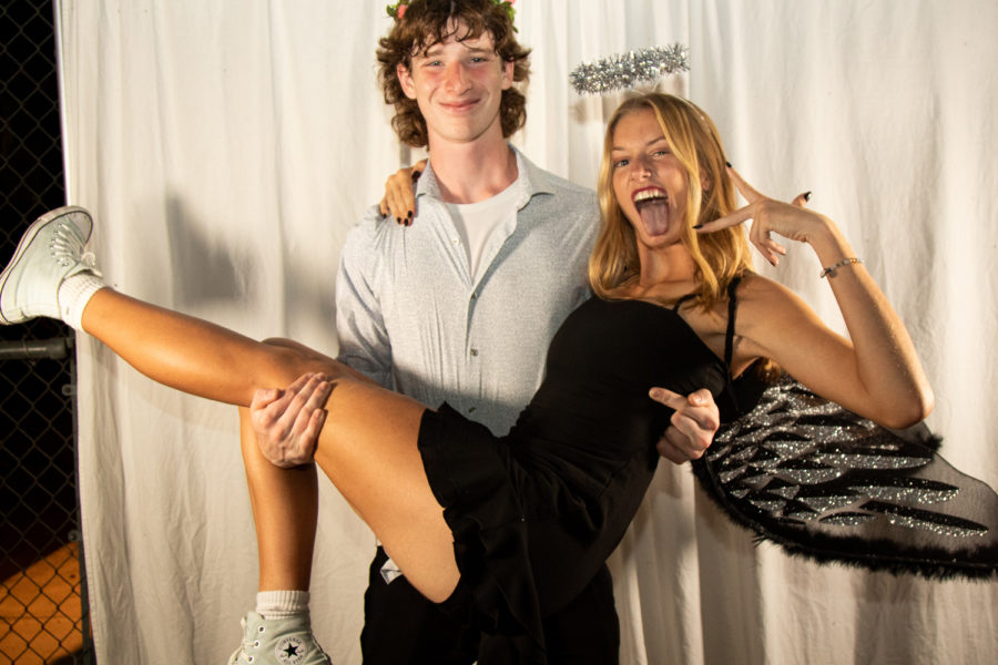 Fun at the Photo Booth!