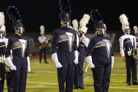 On September 11th, 2020 our Spartan Regiment preformed at one of our football games. Little did they know their next completion wouldnt be until September 2021.